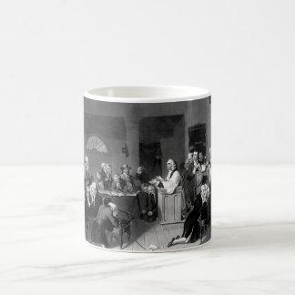First Prayer in Congress, September _War Image Coffee Mug