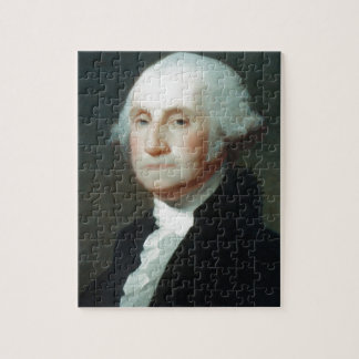 First President: George Washington Puzzle