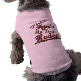 First Rodeo Pet Clothing