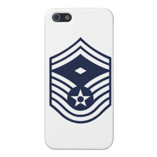 First Sergeant E-8 iPhone 5/5S Covers