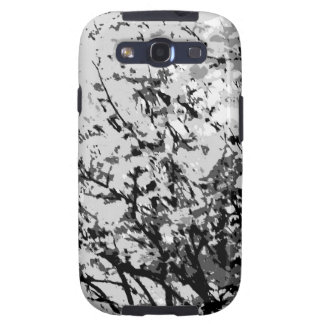 First snow galaxy s3 covers