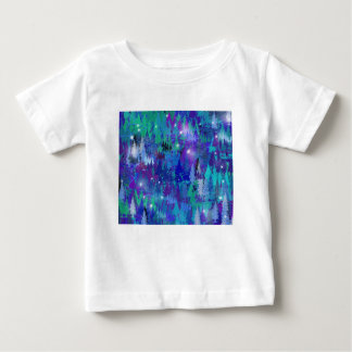 First snowflakes of winter baby T-Shirt