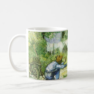 First steps, 1890 Vincent van Gogh Coffee Mug