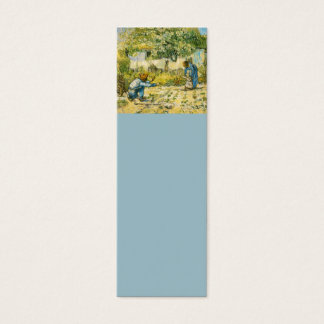 First Steps by Vincent van Gogh 1890 Mini Business Card