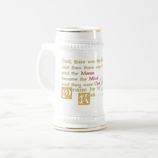 First there was the Meme Beer Stein