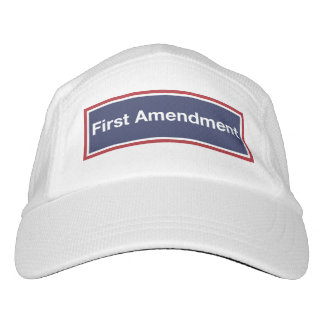 First Things First. Protect The 1st Amendment! Hat