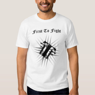 First To Fight Spikes Shirt
