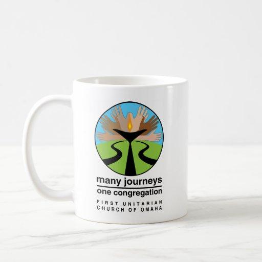 First Unitarian Church of Omaha Mugs