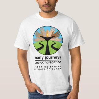 First Unitarian Church of Omaha Tee Shirt