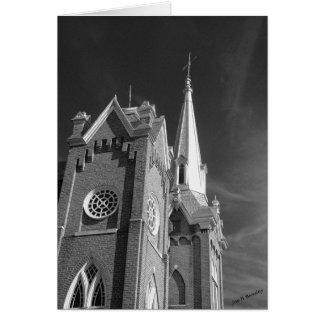 First United Methodist Church Card