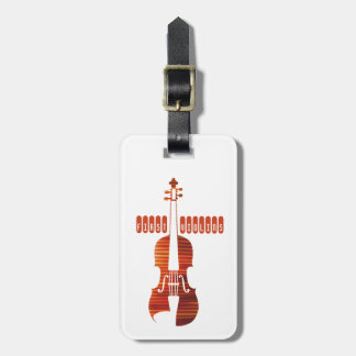 First Violins Luggage Tag