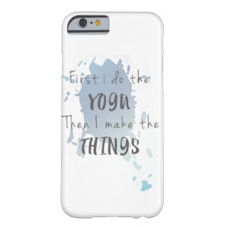 First Yoga Barely There iPhone 6 Case