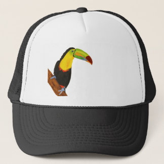 Fischer pepperbird trucker hat