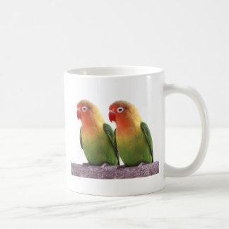 Fischer's Lovebird Coffee Mug