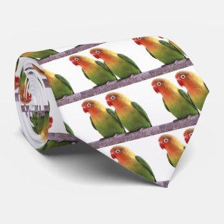 Fischer's Lovebird Tie
