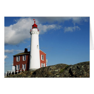 Fisgard Lighthouse Card