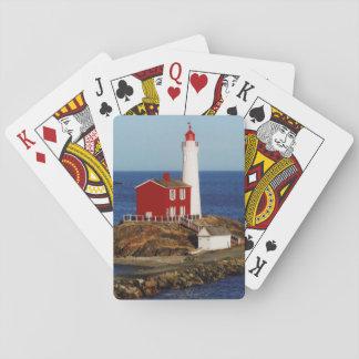 Fisgard Lighthouse Poker Deck