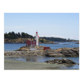 Fisgard Lighthouse Postcard
