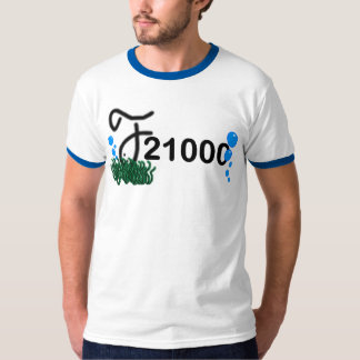 fish21000 logo tee