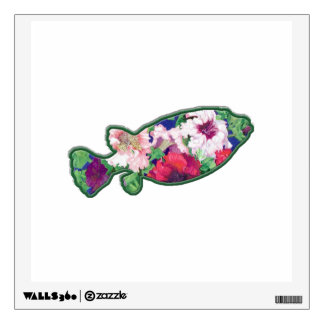 Fish 1- Secret Realm Under the Sea Wall Decal
