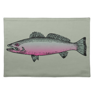 Fish 2 placemat