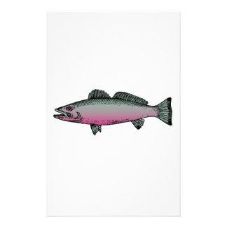 Fish 2 stationery