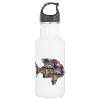 FISH 532 ML WATER BOTTLE