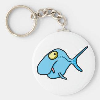 Fish 6 keychain
