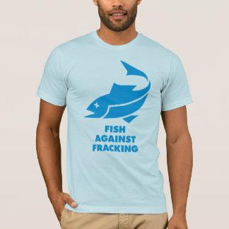 Fish Against Fracking T-Shirt