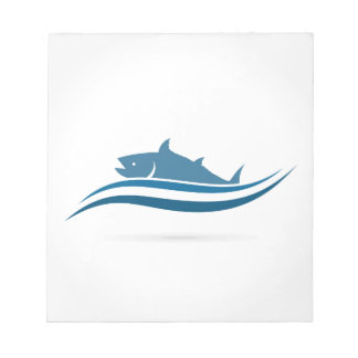 Fish an icon2 notepad