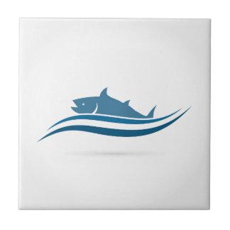 Fish an icon2 tiles