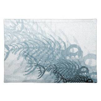 Fish And Bones Placemat