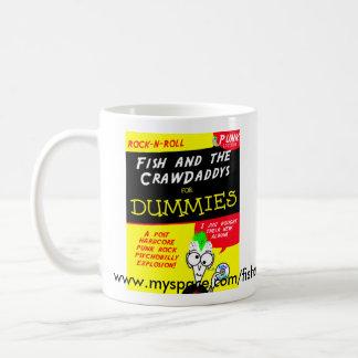 Fish and the CrawDaddys - Coffee mug