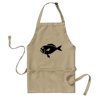 Fish aprons for men | beige