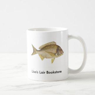 Fish - Black Bream - Mylio australis B/store Promo Coffee Mug