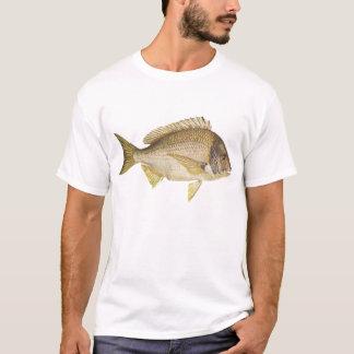 Fish - Black Bream - Mylio australis T-Shirt