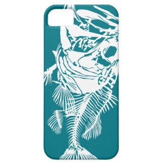 Fish Bone Oval Shape iPhone 5 Cover