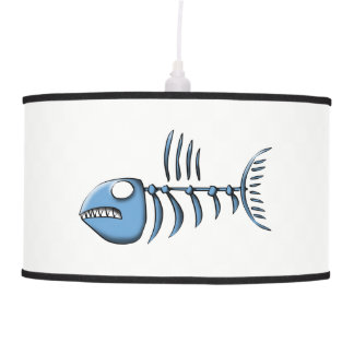 Fish Bones Pendant Lamp