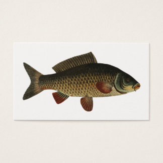 Fish Business Card