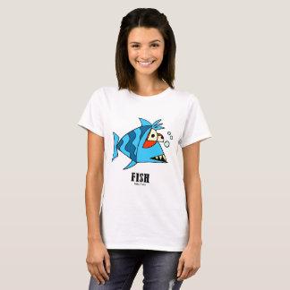Fish by Lorenzo Women's T-Shrt T-Shirt