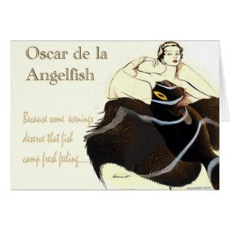 """Fish Camp Fresh"" Card"
