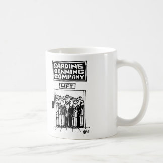 Fish Canning Company Lift Coffee Mug