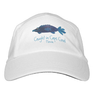 Fish Caught in Cape Coral Florida Hat
