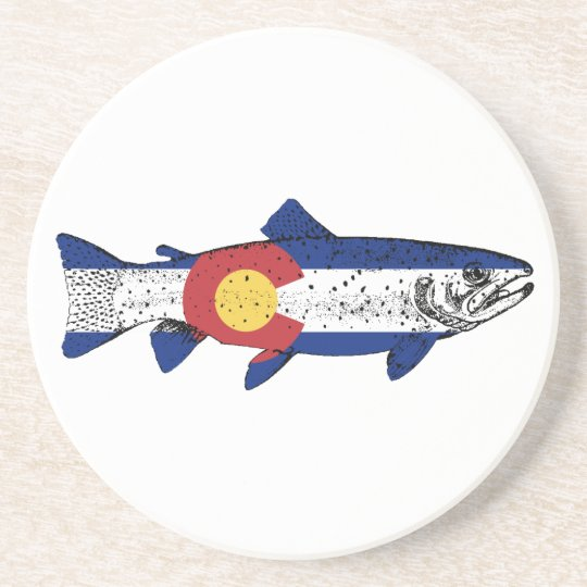 Fish Colorado Coaster