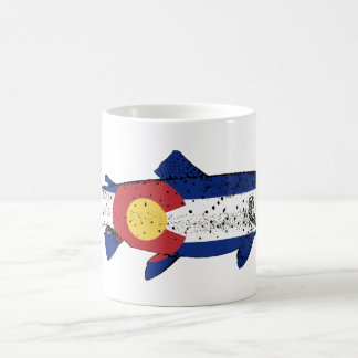 Fish Colorado Coffee Mug