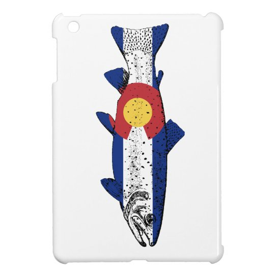 Fish Colorado iPad Mini Case