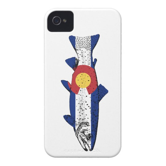 Fish Colorado iPhone 4 Cover