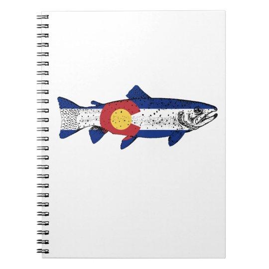 Fish Colorado Note Books