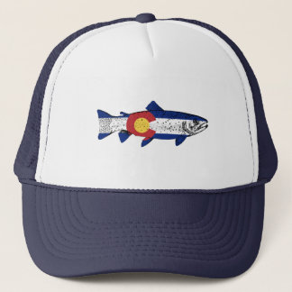Fish Colorado Trucker Hat