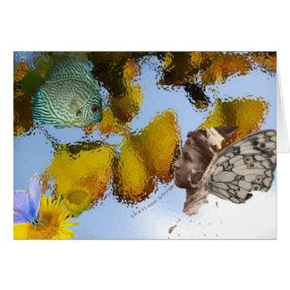 Fish & Faery Card